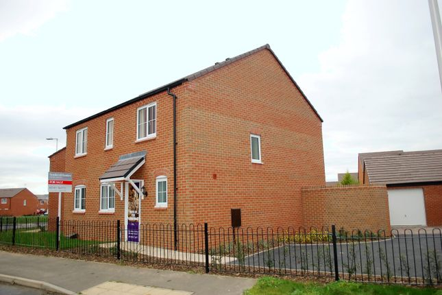 Thumbnail Detached house for sale in Ash Place, Bidford On Avon