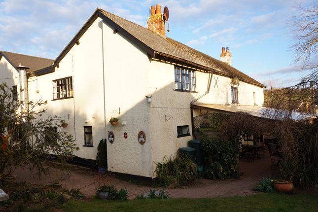 Thumbnail Pub/bar for sale in Butterleigh, Cullompton, Devon