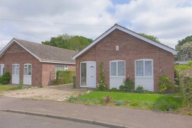 3 bed detached bungalow for sale in Bickley Close, Attleborough