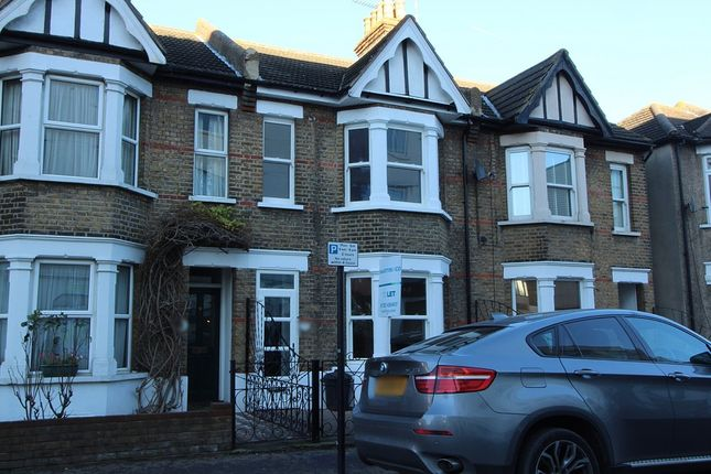 Thumbnail Terraced house to rent in Rectory Grove, Leigh-On-Sea