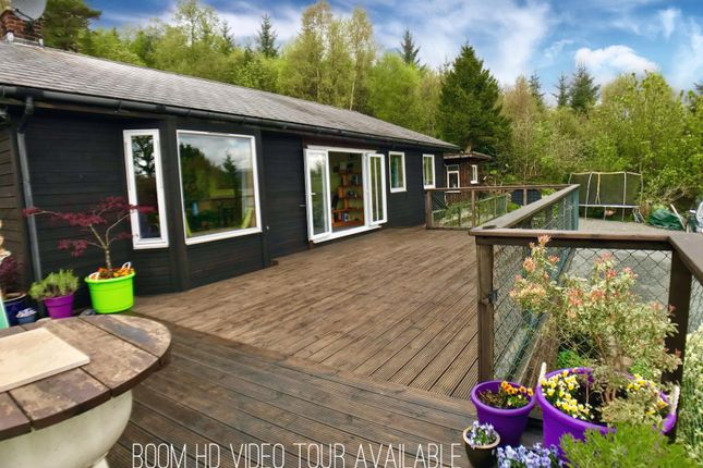 Thumbnail Detached bungalow for sale in Blairmore, Dunoon