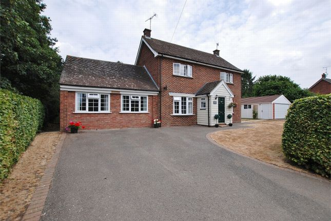 Thumbnail Detached house for sale in East Gores Road, Coggeshall, Essex