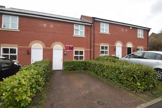 Thumbnail Terraced house for sale in Osborne Close, Shrewsbury