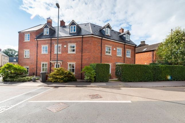 Thumbnail End terrace house for sale in Home Orchard, Ebley, Stroud