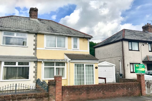3 bed semi-detached house for sale in Robert Street, Glynneath, Neath