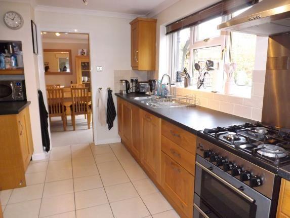 Kitchen of Pleydell Road, Old Town, Swindon, Wiltshire SN1