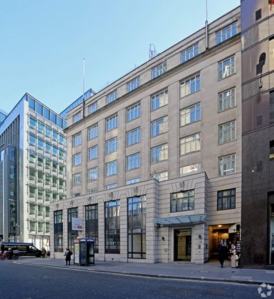 Thumbnail Office for sale in 54-54 Fenchurch Street, London