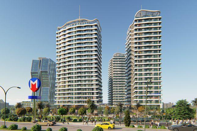 Thumbnail Apartment for sale in Gaziosmanpasa, Gaziosmanpaşa, Istanbul, Marmara, Turkey