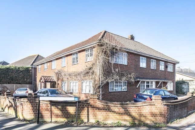 Thumbnail Detached house for sale in Green Street, Lower Sunbury