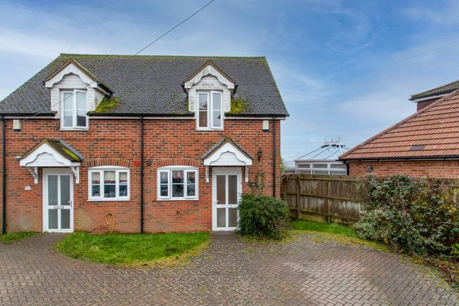 2 bed semi-detached house to rent in Butchers Lane, Merewort ME18