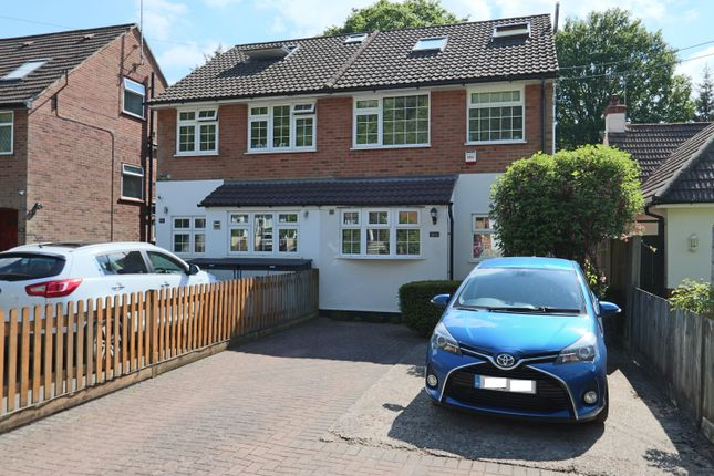 Thumbnail Semi-detached house for sale in Caterham Drive, Old Coulsdon