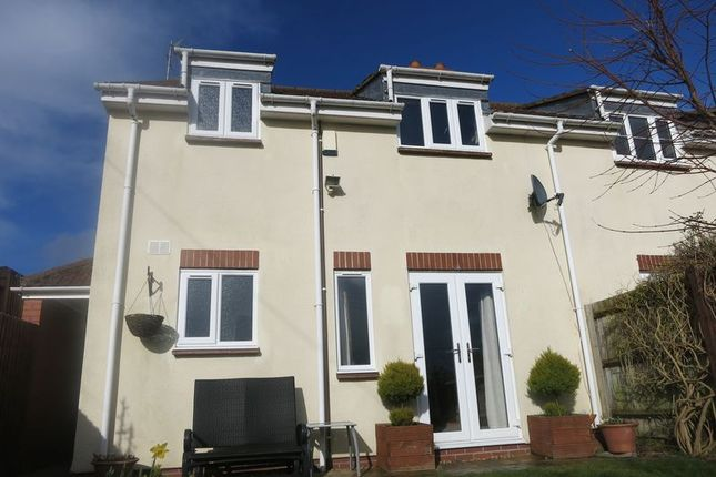 Thumbnail Semi-detached house to rent in Broadfield Park, Moor Road, Middlezoy, Bridgwater