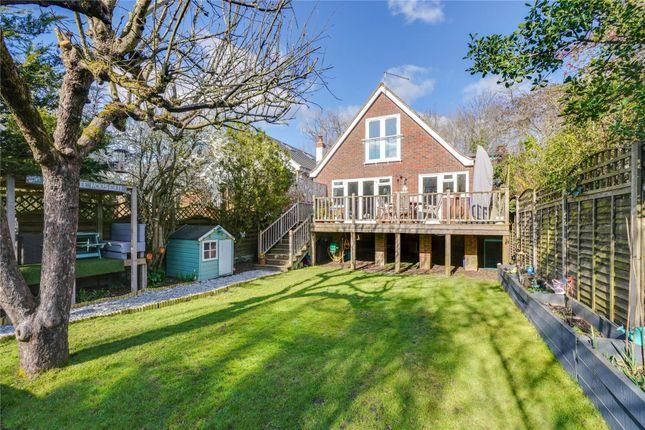 Thumbnail Detached house for sale in Felix Lane, River Ash Estate, Shepperton, Surrey