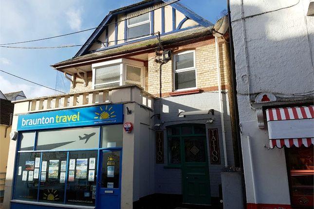 Thumbnail Maisonette to rent in South Street, Braunton, Devon
