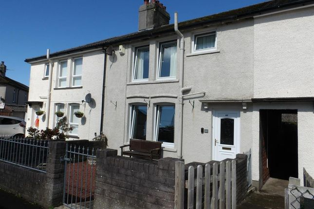 Thumbnail Terraced house for sale in Thorny Road, Thornhill, Egremont