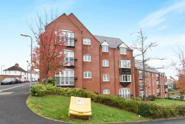 Thumbnail Flat for sale in Conduit House, Mill Lane, Evesham, Worcestershire