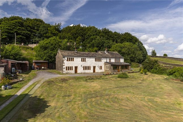 Thumbnail Detached house for sale in Willgutter Lane, Pickles Hill, Oldfield, Keighley