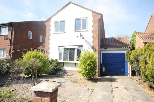 Thumbnail Detached house for sale in Constable Road, Hunmanby, Filey