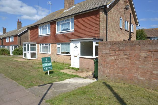 Thumbnail Flat to rent in Port Road, Eastbourne
