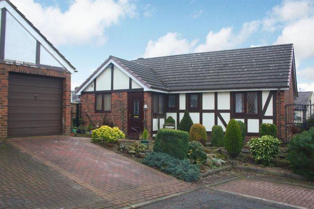 Thumbnail Detached bungalow for sale in Markham Croft, Rawdon, Leeds