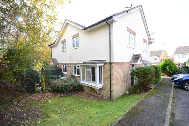 Thumbnail Terraced house to rent in Longstock Close, Basingstoke