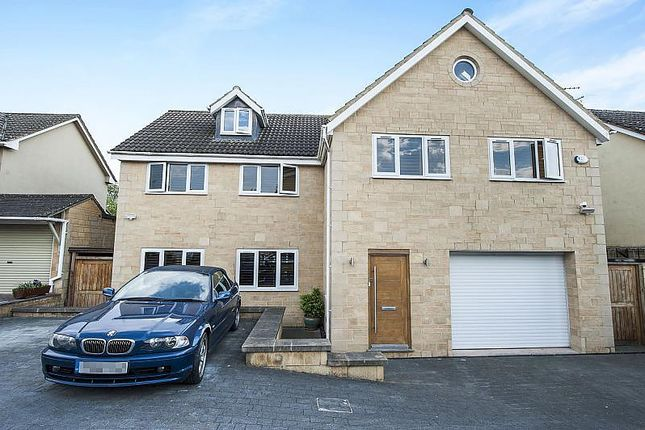 Thumbnail Detached house to rent in Berry Hill Road, Cirencester