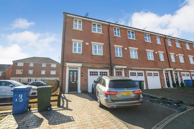 End terrace house to rent in Bessemer Drive, Mansfield