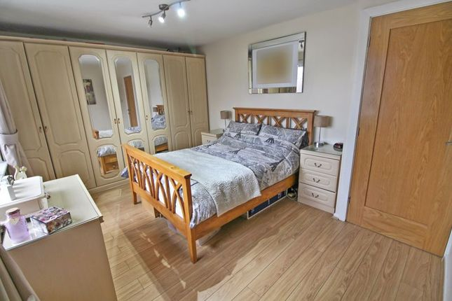 Master Bedroom of Skegness Close, Bury BL8