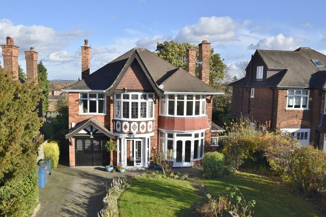 Thumbnail Detached house for sale in Selby Road, West Bridgford