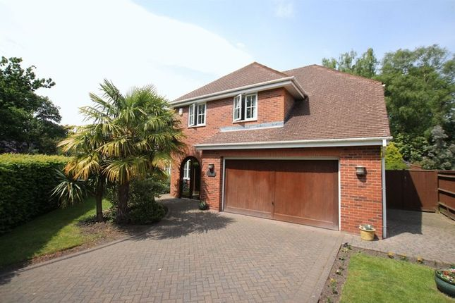 Thumbnail Detached house for sale in Rotherwood, Noctorum, Wirral