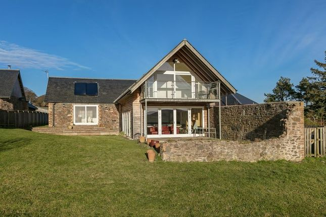 Thumbnail Detached house for sale in Huntshaw Cottage, Huntshaw, Earlston