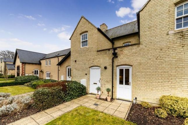 Thumbnail Flat for sale in Middlemarch, Fairfield, Hitchin, Herts