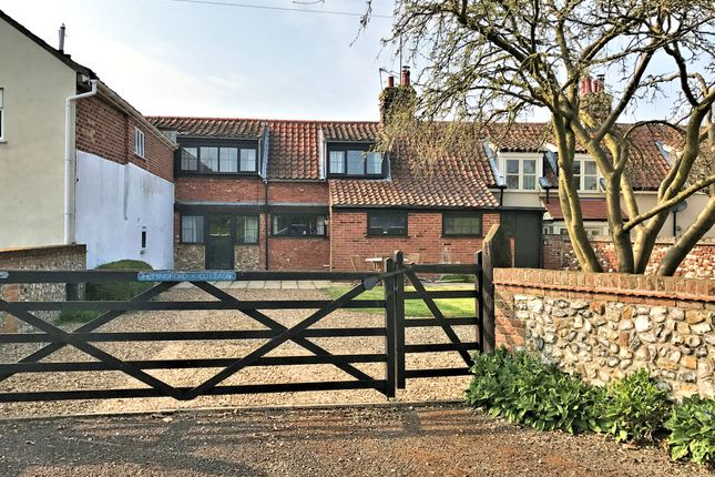 3 bed semi-detached house for sale in Mill Road, Brancaster, King's Lynn