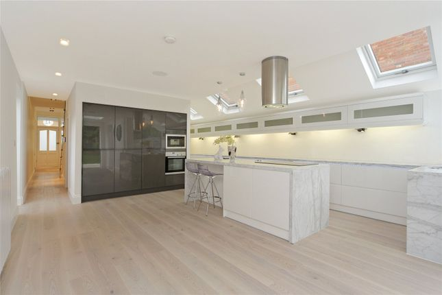 Thumbnail End terrace house for sale in Keslake Road, London