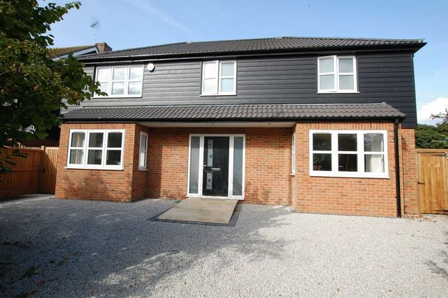 Thumbnail Detached house for sale in School Houses, School Lane, Orsett, Grays