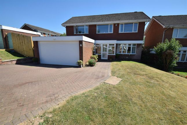 Thumbnail Detached house for sale in Stokesay Way, Sutton Heights, Telford