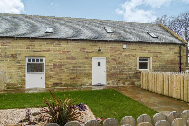 Thumbnail Barn conversion for sale in Dovecote, Cresswell Home Farm, Cresswell, Morpeth