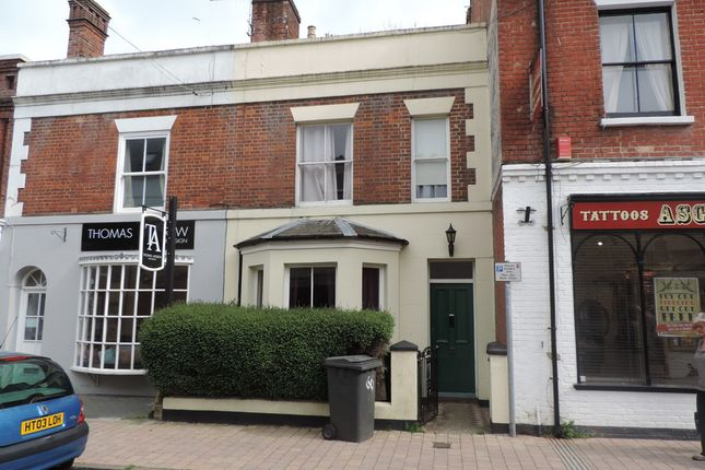 Thumbnail Detached house to rent in Parchment Street, Winchester