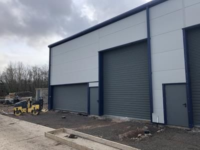 Thumbnail Light industrial to let in Units 6 & 7, Afon Court, Bedwas House Industrial Estate, Bedwas, Caerphilly