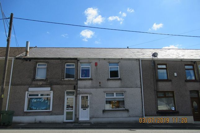 Thumbnail Terraced house for sale in Coegnant Road, Maesteg, Bridgend.