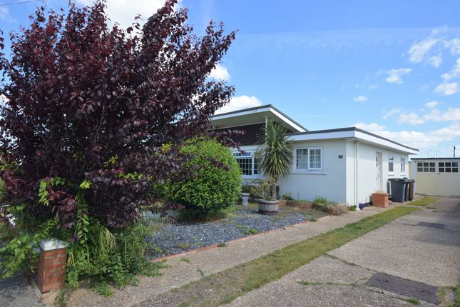 Front of Sunset Close, Pevensey Bay BN24