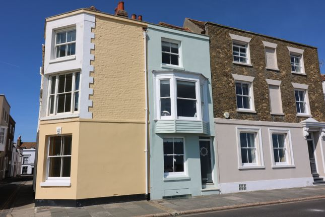 Thumbnail Terraced house to rent in Beach Street, Deal