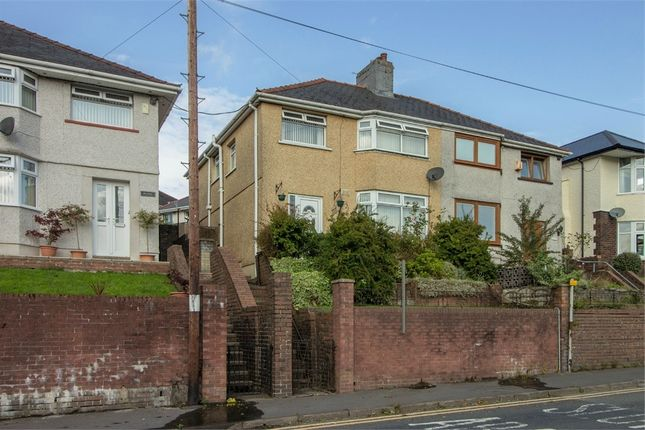 Thumbnail Semi-detached house for sale in Beaufort Road, Ebbw Vale, Blaenau Gwent