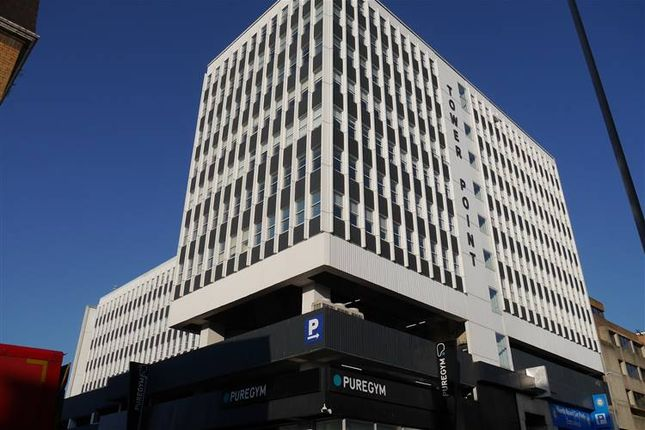 Thumbnail Office to let in Floor Tower Point, North West Suite, 44 North Road, Brighton