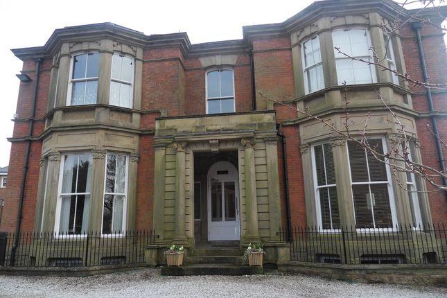 Thumbnail Flat for sale in Claremont House, Woodlands Corner, Lilford Road, Blackburn