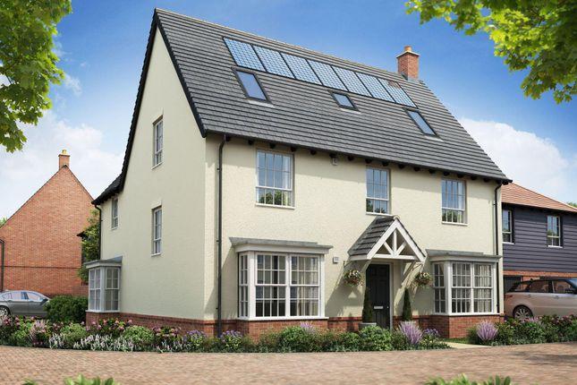 """Thumbnail Detached house for sale in """"Lancaster"""" at Stansted Road, Elsenham, Bishop's Stortford"""