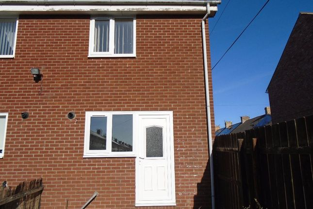 Thumbnail Terraced house to rent in Second Avenue, Ashington