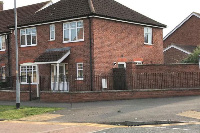 Thumbnail Detached house to rent in St Augustine Road, Lincoln