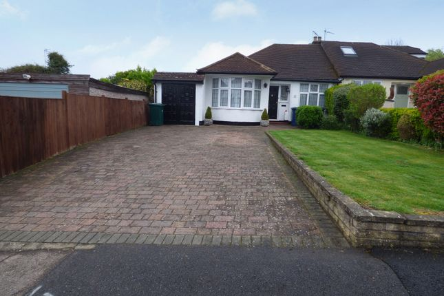 Thumbnail Semi-detached house for sale in Myrtle Close, East Barnet, Herts