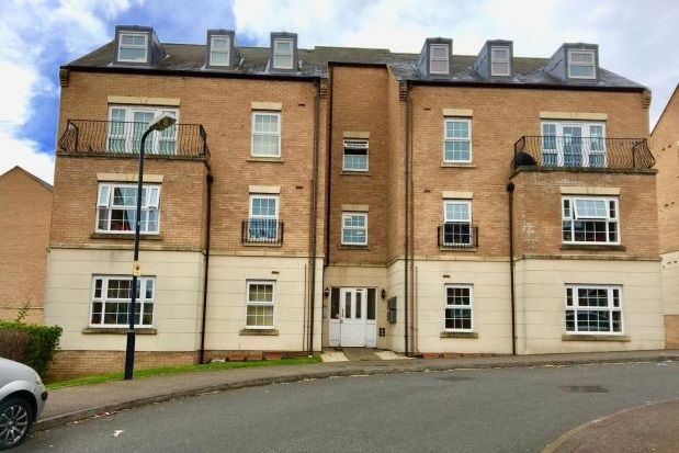 Thumbnail Flat to rent in Bilton Road, Rugby